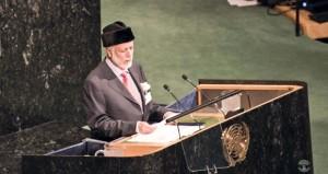 السلطنة تؤكد دعمها للسلام والتسامح والحوار مع سائر الأمم
