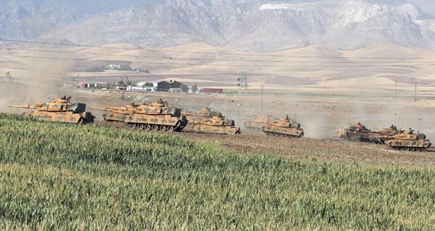 العراق: أربيل تؤكد إجراء الاستفتاء في موعده وتركيا ترفع مستوى مناوراتها قرب الحدود