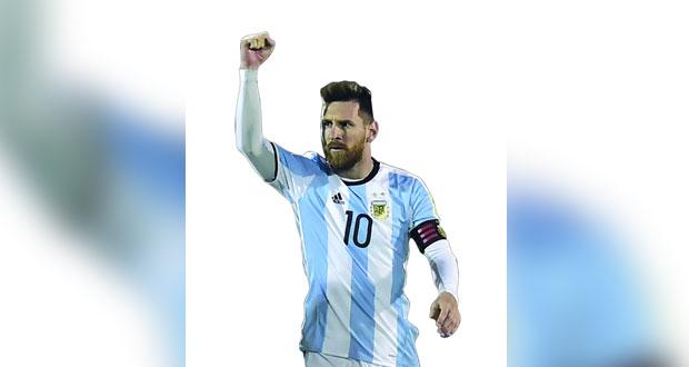 ميسي ينقذ الأرجنتين في المحطة الأخيرة في تصفيات مونديال روسيا 2018