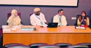 ندوة في جامعة السلطان قابوس تستعرض تطبيقات التصميم التعليمي في مؤسسات التعليم العالي