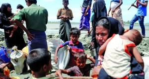 300 ألف روهينجي بحاجة لأماكن إيواء عاجلة مع استئناف حركة نزوحهم إلى بنجلادش