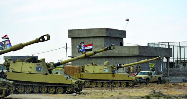 العراق ينفي إطلاق عملية عسكرية بكركوك .. والقوات الكردية تستنفر