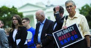 الصين تدعو أميركا للحفاظ على الاتفاق النووي الإيراني .. وطهران تحذر من انهيار الاتفاق