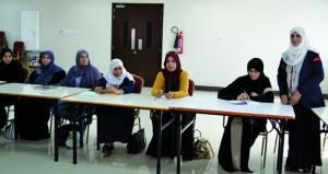 ختام ملتقى قائدات الوحدات الكشفية والارشادية بتعليمية الداخلية