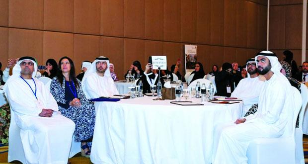 مشاركة عمانية في المؤتمر الخليجي الخامس للتراث والتاريخ الشفهي بأبوظبي