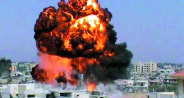 سوريا: الإرهاب يقتل ويصيب العشرات في قلب العاصمة دمشق
