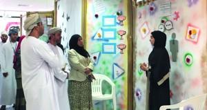 حملة «ترابط» لترسيخ قيم التسامح بجامعة السلطان قابوس