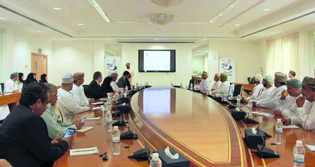 """""""إثراء"""" تنظم لقاء تعريفيا حول مشروع """"العوائق غير الجمركية"""" للشركاء من القطاعين العام والخاص"""