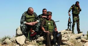 القوات العراقية تسيطر على كامل كركوك وتبادل للنار فـي التون كوبري