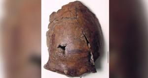 جمجمة قديمة عمرها 6000 سنة فـي بابوا غينيا الجديدة تخص أقدم ضحية معروف لتسونامي