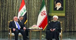 (أزمة كردستان) : العبادي يصر على إلغاء الاستفتاء .. وطهران تدعمه