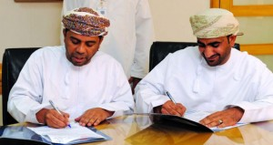 «ديم» و«بريد عمان» توقعان مذكرة تفاهم لنقل بريد الهيئة