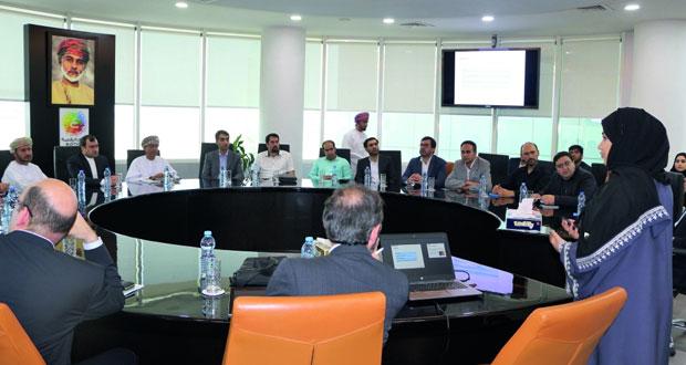 وفد إيراني يتعرف على الاسـتراتيجية الوطنية لمجتمع عمان الرقمي والحكومة الإلكترونية