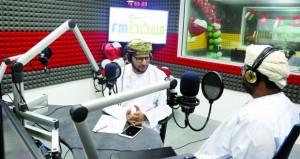 إذاعة مسقط FM.. إضافة نوعية ملموسة في واقع الإعلام العماني