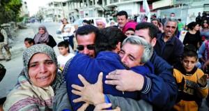 سوريا: الرقة مازالت محتلة إلي أن يدخلها الجيش