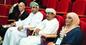 افتتاح مؤتمر التقنية الحيوية البحرية لدول مجلس التعاون الخليجي بجامعة السلطان قابوس