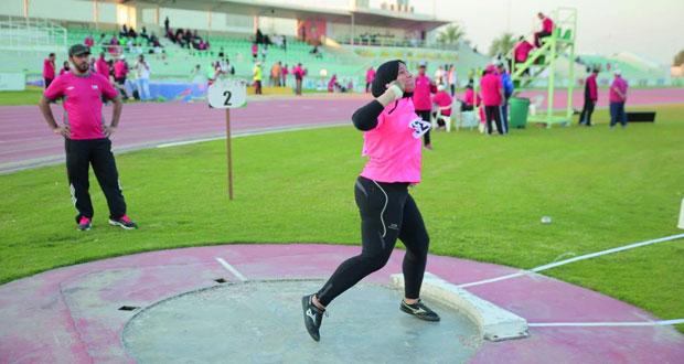 إعلان انطلاقة النسخة الرابعة من دورة الألعاب العربية لأندية السيدات فبراير القادم بمشاركة السلطنة