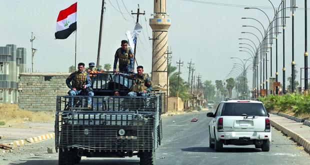 العراق يعلن تحرير (الحويجة) .. والعبادي لا يريد مواجهة البيشمركة