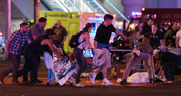 أميركا: أكثر من 50 قتيلا في إطلاق النار خلال حفل في لاس فيجاس