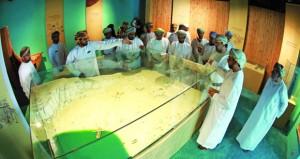 افتتاح المركز العلمي لمحمية السلاحف برأس الجنز في حلته الجديدة