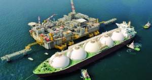 بدء إنتاج أول استثمار عالمي للكويت في الغاز الطبيعي المسال بأستراليا