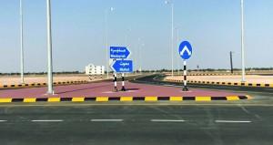 """""""النقل والاتصالات"""" تفتتح طريق سناو ـ محوت ـ الدقم بطول 181 كيلومترا"""