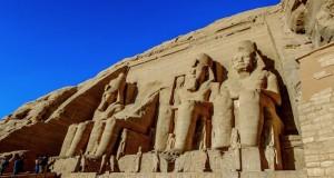 مصر تحتفل بمرور 200 عام على اكتشاف معبدي أبوسمبل غدا