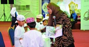 مؤسسة بيت الزبير تختتم مشاركتها في معرض مسندم للكتاب