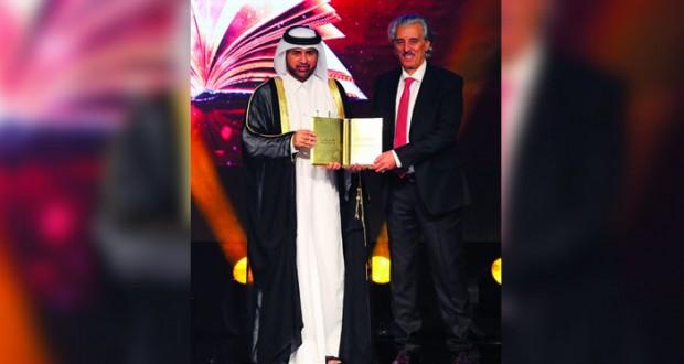 جائزة كتارا للرواية العربية تتوج الفائزين في دورتها الثالثة بالحي الثقافي بالدوحة