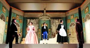 دار الأوبرا السلطانية مسقط تقدم عرضا أوبراليا كوميديا ينتصر لحب غير قابل للسرقة