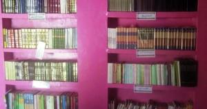 انتهاء الأعمال الإنشائية لمكتبة شمس الهداية بقريات