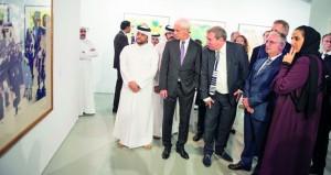 متاحف قطر تستضيف روائع الفن الألماني في الواقع التشكيلي والتصميم