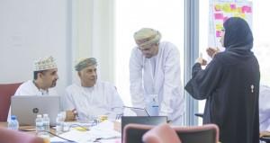 """جهود مستمرة لإنجاز مخرجات """"تنفيذ"""" ومشاريع تسهيل بيئة الأعمال وإدارة ومتابعة اللجان"""