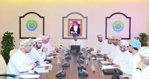 مجلس إدارة الغرفة يتابع سير الأداء المالي