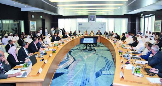 استعراض الخطة التنفيذية والاستراتيجية المعدلة لتعزيز التعاون بمجال الطيران المدني بين دول الشرق الأوسط وشمال افريقيا