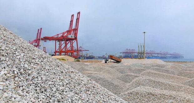 الصادرات العمانية من الجبس ستتجاوز 10 ملايين طن سنويا بنهاية 2018 والاحتياطي يزيد عن مليار طن متري