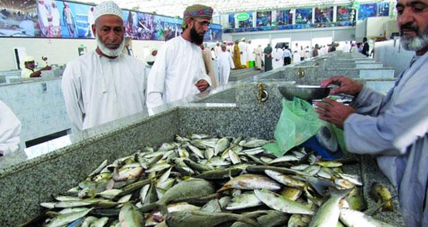 20.4% ارتفاعا بقيمة صادرات السلطنة من الأسماك بنهاية العام الماضي