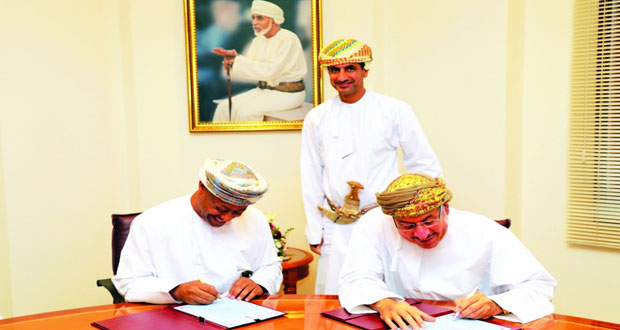بلدية مـسقط توقع اتفاقية مع بنك مسـقط لتحصيل التأمينات إلكترونياً