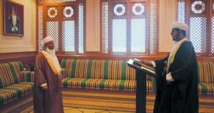 قضاة جدد يؤدون اليمين القانونية أمام رئيس المحكمة العليا