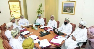 اجتماع لجنة تنسيق ومتابعة أعمال الخدمات الصحية بمحافظة الداخلية