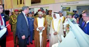 الوزير المسؤول عن شؤون الدفاع يشارك في افتتاح معرض البحرين الدولي للدفاع ( بايديك 2017م )