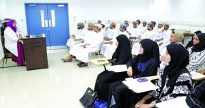 الرئيس التنفيذي للمجلس العماني للاختصاصات الطبية : نخطط لإعادة هيكلة المجلس وتحديد الأهداف والرؤى واعتماد برامج جديدة