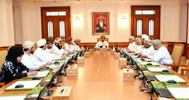 مكتب مجلس الشورى يناقش عدد من الردود الوزارية وجملة من الاسئلة البرلمانية