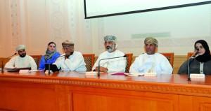 """مجلس الدولة ينظم جلسة حوارية بعنوان:""""الشباب والوعي البرلماني"""""""