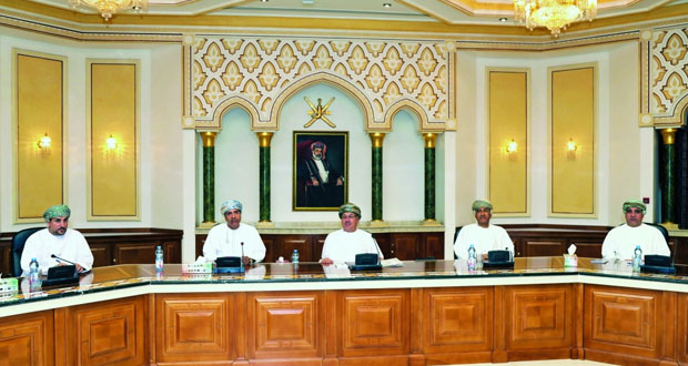 لقاء مشترك بين بلدية مسقط وهيئة الوثائق والمحفوظات الوطنية