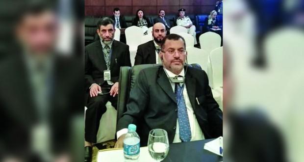 السلطنة تشارك في اجتماع الدورة السادسة للدول الأطراف في الأكاديمية الدولية لمكافحة الفساد بمصر
