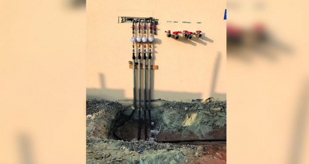 بدء توصيل المياه لـ 3000 مبنى ومنشأة بولاية العامرات