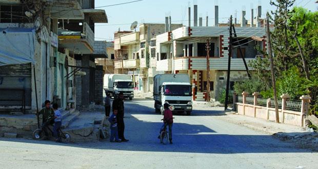 سوريا تؤكد أنها لن تعتبر الرقة محررة إلى أن يدخلها الجيش