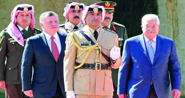 عباس يدعو إلى وضع خطط لترويج أفكار الرئيس الصيني بخصوص عملية السلام