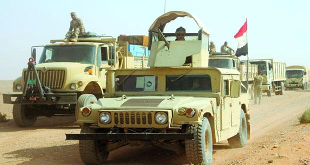 العراق يستعيد 40 بئرا نفطيا غرب الموصل .. وكندا تعلق مساعداتها العسكرية (مؤقتا)